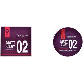 Beauté Soins & Après-shampooing Salerm Matt Clay Medium Hold Matte Clay