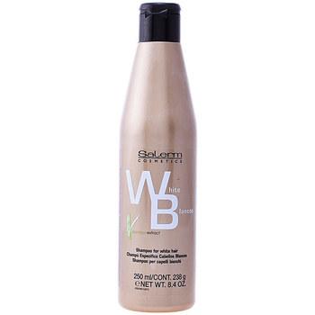 Beauté Shampooings Salerm White Shampoo For White Hair