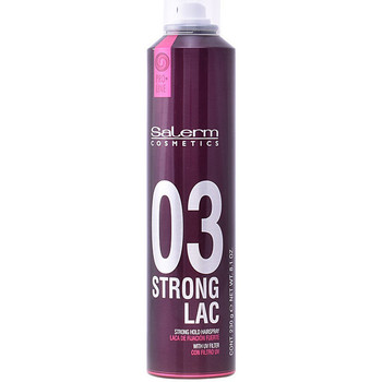 Beauté Soins & Après-shampooing Salerm Strong Lac 03 Strong Hold Spray