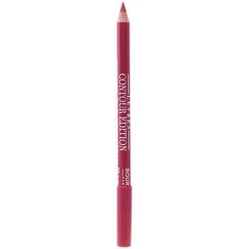 Beauté Femme Crayons à lèvres Bourjois Contour Edition Lipliner 05-berry Much 1,14 Gr 1,14 g