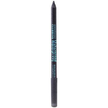 Beauté Femme Crayons yeux Bourjois Contour Clubbing Wp Eyeliner 048-atomic Black 1,2 Gr 1,2 g