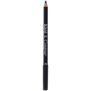 Beauté Femme Crayons yeux Bourjois Khôl&contour Eye Pencil 001-black 1,2 Gr 1,2 g