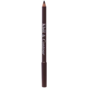Beauté Femme Crayons yeux Bourjois Khôl & Contour Eye Pencil 005-chocolat 1,2 Gr 1,2 g