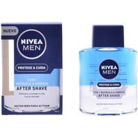 Beauté Homme Soins après-rasage Nivea Men Protege & Cuida After Shave 2 En 1