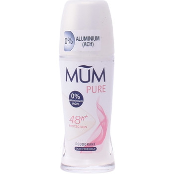 Beauté Déodorants Mum Pure 48h 0% Deo Roll-on  50 ml