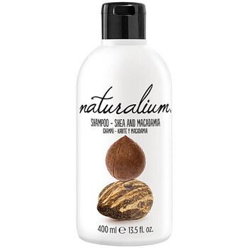 Beauté Shampooings Naturalium Shea & Macadamia Shampoo  400 ml