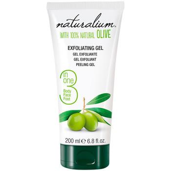 Beauté Masques & gommages Naturalium Oliva 100% Exfoliating Gel  200 ml