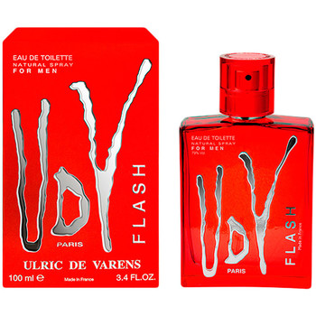 Beauté Homme Eau de toilette Urlic De Varens Udv Flash For Men Edt Vaporisateur  100 ml