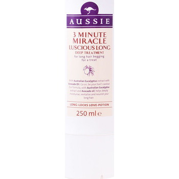 Beauté Femme Shampooings Aussie 3 Minute Miracle Luscious Long Deep Treatment  250 ml