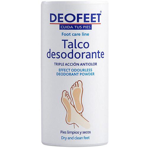 Beauté Soins mains et pieds Deofeet Talco Déodorant Para Pies 100 Gr