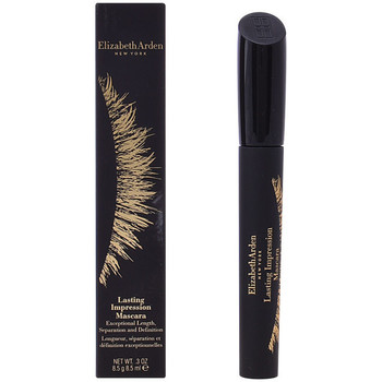 Beauté Femme Mascaras Faux-cils Elizabeth Arden Lasting Impression Mascara 01-black  8,5 ml