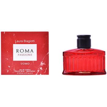 Beauté Homme Eau de toilette Laura Biagiotti Roma Passione Uomo Edt Vaporisateur  125 ml