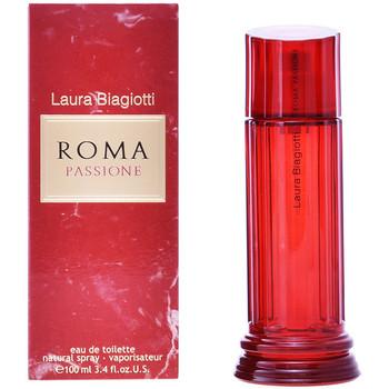 Beauté Femme Eau de toilette Laura Biagiotti Roma Passione Edt Vaporisateur  100 ml