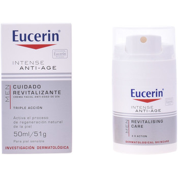 Beauté Homme Anti-Age & Anti-rides Eucerin Men Crema Anti-edad Intensiva  50 ml