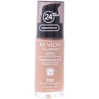 Beauté Femme Fonds de teint & Bases Revlon Colorstay Foundation Combination/oily Skin 350-rich Tan 30 ml