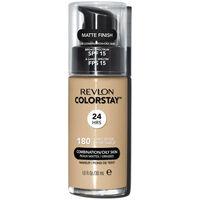 Beauté Femme Fonds de teint & Bases Revlon Colorstay Combination/oily Skin 180-sand Beige  30 ml