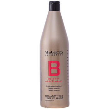Beauté Soins & Après-shampooing Salerm Balsam With Protein Conditioner  1000 ml