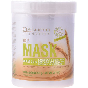 Beauté Shampooings Salerm Wheat Germ Hair Mask  1000 ml