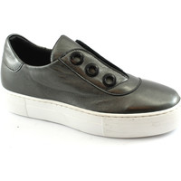 Chaussures Femme Baskets basses Divine Follie  Grigio