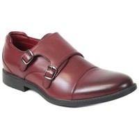 Chaussures Homme Derbies Kebello Chaussures ELO586 rouge
