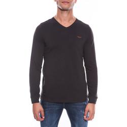 Vêtements Homme T-shirts manches longues Ritchie T-SHIRT JUICE Noir