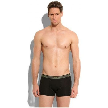 Vêtements Homme Boxers / Caleçons Guess Pack T-Shirt + Boxer  Holiday Black (sp) Noir