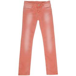 Vêtements Fille Jeans droit Kaporal Jean Fille  YAM Corail (sp)