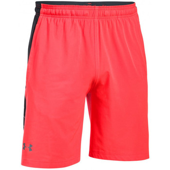 Vêtements Homme Shorts / Bermudas Under Armour Short  Supervent - Ref. 1289627-963 Rouge