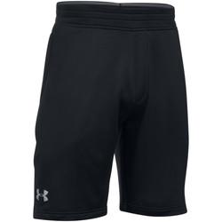 Vêtements Homme Shorts / Bermudas Under Armour Short  Tech Terry - Ref. 1289703-001 Noir