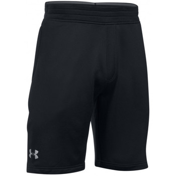 Vêtements Homme Shorts / Bermudas Under Armour Short  Tech Terry - Ref. 1289703-001 Noir