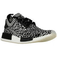 Chaussures Homme Baskets basses adidas Originals NMD R1 Primeknit - Ref. BY3013 Noir