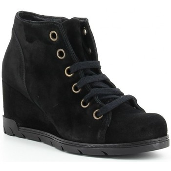 Chaussures Femme Bottines Gaimo BABY 1037 Noir