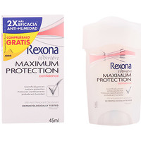 Beauté Femme Déodorants Rexona Maximum Protection Confidence Deo Crema  45 ml