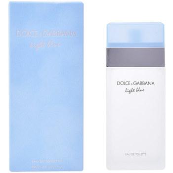 Beauté Femme Eau de toilette D&G Light Blue Pour Femme Edt Vaporisateur  100 ml