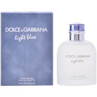 Beauté Homme Eau de toilette D&G Light Blue Pour Homme Edt Vaporisateur  125 ml