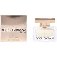 Beauté Femme Eau de parfum D&G The One Edp Vaporisateur  30 ml