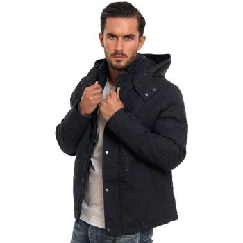 Vêtements Homme Parkas Revolution PARKA 7398 Bleu Marine