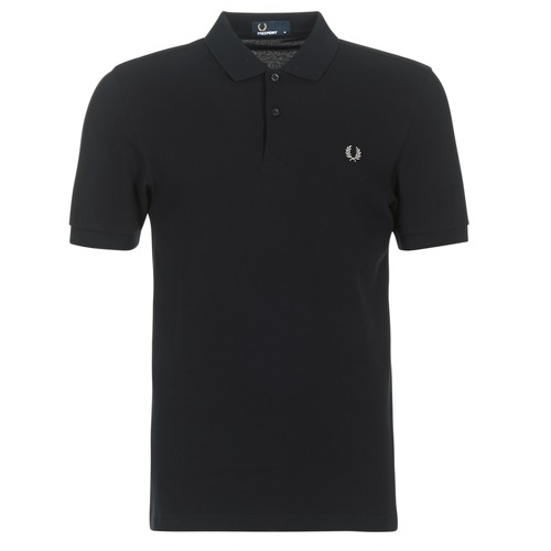 Vêtements Homme Polos manches courtes Fred Perry THE FRED PERRY SHIRT Noir