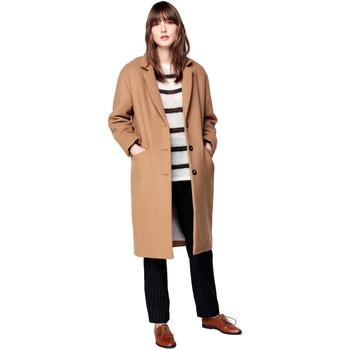 Vêtements Femme Manteaux Harris Wilson FUJI Camel