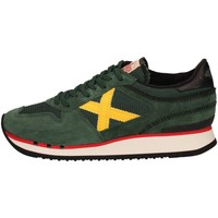 Chaussures Homme Baskets basses Munich Fashion 8860031 Basket Homme Green Green