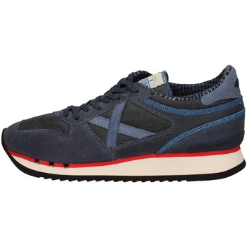 Chaussures Homme Baskets basses Munich Fashion 8860029 Basket Homme Blue Blue