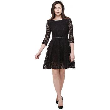 Vêtements Femme Robes courtes Guess Robe Femme Cinzia W74K65 Noir 38
