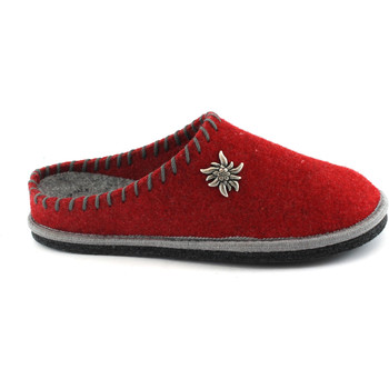 Chaussures Femme Chaussons Grunland  Rosso