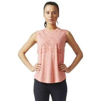 Chemise Adidas - t-shirt femme sans manche id winners muscle