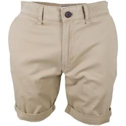 Vêtements Homme Shorts / Bermudas Tommy Hilfiger Bermuda Tommy Hilfiger Dénim Freddy beige pour homme Beige