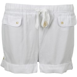 Vêtements Femme Shorts / Bermudas Tommy Hilfiger Short  Tara blanc pour femme Blanc