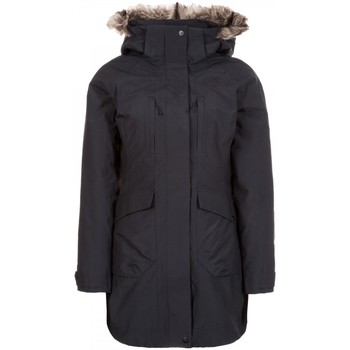 Vêtements Femme Parkas The North Face Outer Boro Triclimate Noir