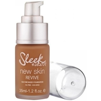 Beauté Femme Fonds de teint & Bases Sleek Make Up - Fond de Teint New Skin Revive 635 Russet - 35ml Beige