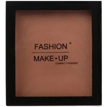 Beauté Femme Blush & poudres Fashion Make Up Fashion Make Up - Poudre Compacte 10 Brun rosé Beige