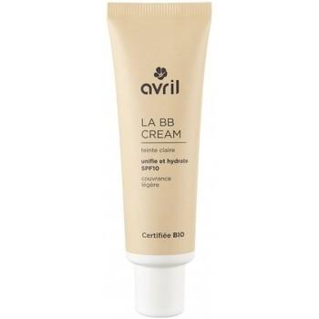 Beauté Femme Maquillage BB & CC crèmes Avril Avril  - BB cream claire - 30ml Beige